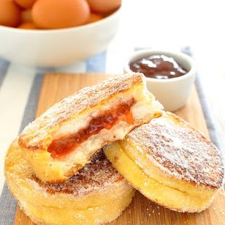 Eggs And Jelly Toast Recipes