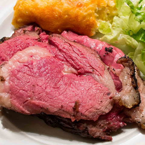 Smoked Prime Rib – Perfecting the Reverse Sear