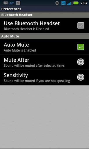 DAF Assistant - screenshot