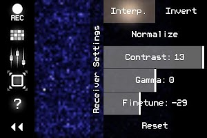 Screenshot of PixiVisor