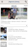 Screenshot of AZ News