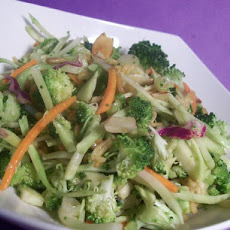 Tasty Ramen Broccoli Cole Slaw