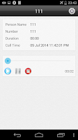 Screenshot of Call Recorder Automatic