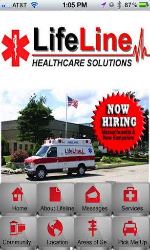 【免費醫療App】Lifeline Ambulance-APP點子