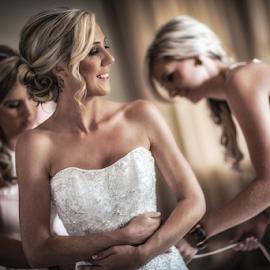 by Lindsay James - Wedding Getting Ready