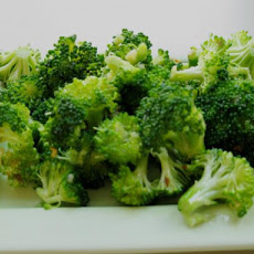 Garlicky Sesame-Cured Broccoli Salad