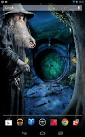 Screenshot of The Hobbit Live Wallpaper