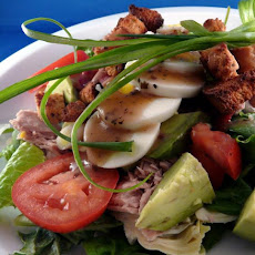 Tuna Cobb Salad
