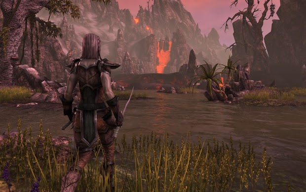 Playtesters reckon it takes about 150 hours to reach Elder Scrolls Online's level cap at level 50