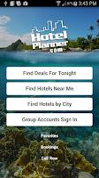 Screenshot of Hotels, HotelPlanner.com Deals