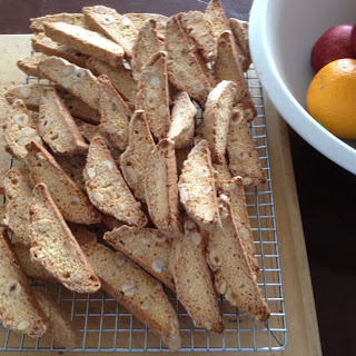 Hazelnut Almond Biscotti Recipes