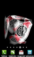 Screenshot of 3D River Plate Fondo Animado