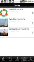 Screenshot of Marketplace for Oodle/Facebook