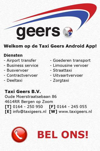 【免費旅遊App】Taxi Geers-APP點子