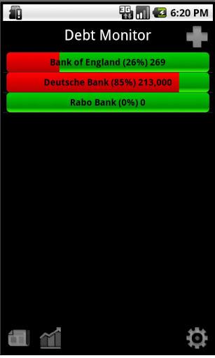 Debt Monitor Free