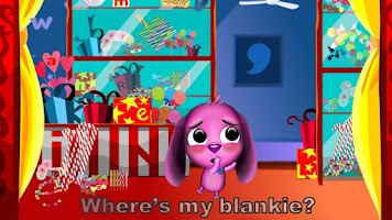 Screenshot of Where`s my blankie?