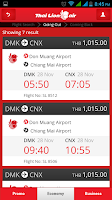 Screenshot of Thai Lion Air
