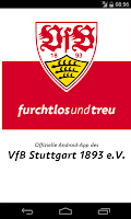 Screenshot of VfB Stuttgart 1893 e.V.