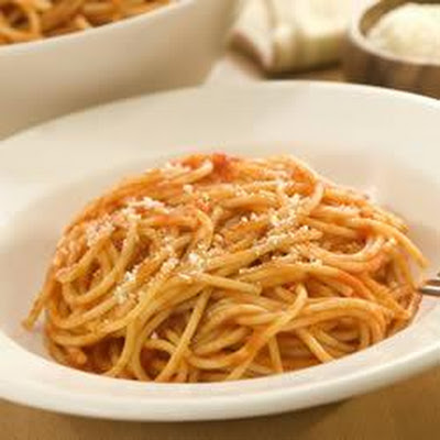 Easy One-Step Spaghetti