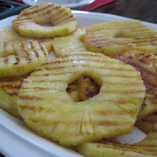 Delish Grilled Pineapple from Alton Brown