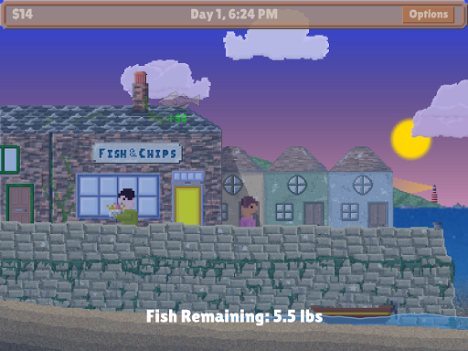 Man Eats Fish - screenshot