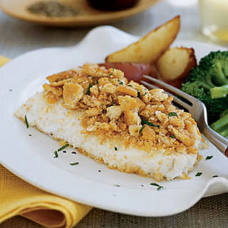 Ritzy Halibut