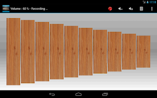 Screenshot of Balafon African Music
