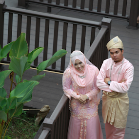 Top by Iz Fotografi Art Works - Wedding Bride & Groom ( malay wedding, melayu kawin, melyu, kawin, malay groom, malay, malay bride, malaysia )