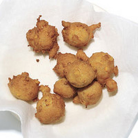 Green Chile Hush Puppies Recipes — Dishmaps
