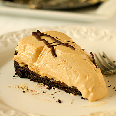No-Bake Creamy Peanut Butter Pie