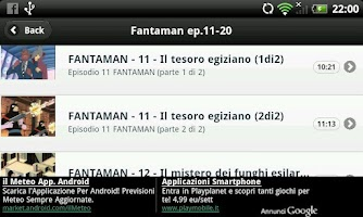 Screenshot of Fantaman