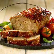 Chili Glazed Meatloaf
