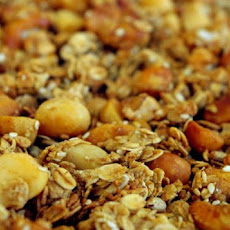 The Domestic Goddess' Granola