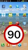 Screenshot of OTO - גלאי מכמונות מהירות