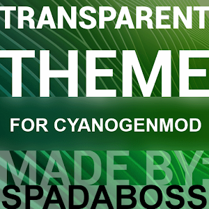 Transparent Green - CM13 Theme