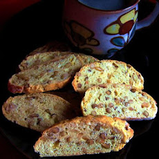 Lemon-Nut Biscotti