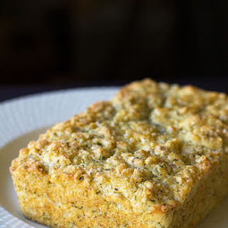 Tarragon Lemon Quick Bread