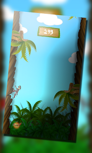 Ninja  : Jungle Jump - screenshot