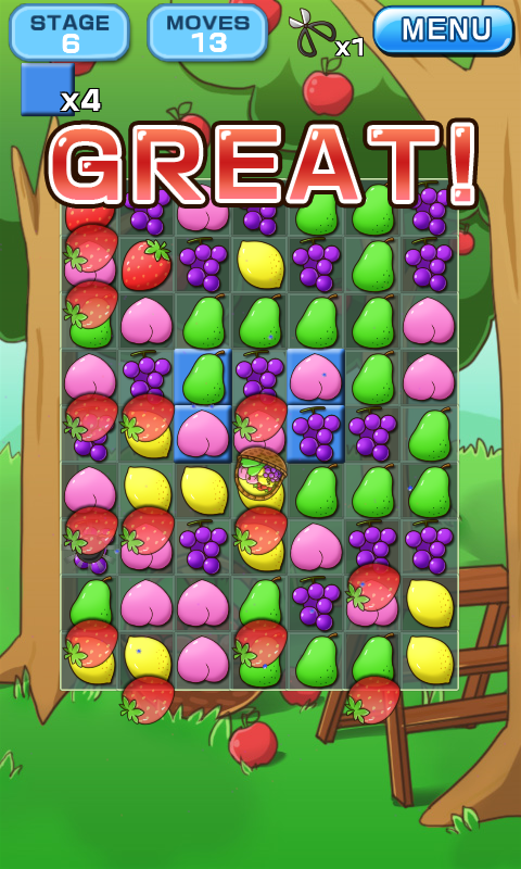 Fruit Match Screenshot 5
