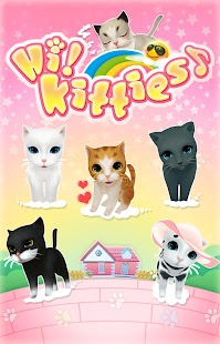 Game Hi! Kitties♪ apk for kindle fire