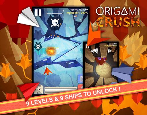Origami Crush : Gamers Edition Versija : 1.7.9