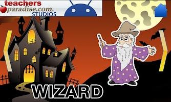 Screenshot of Happy Halloween Shape Puzzles