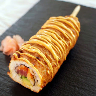 Spicy Tuna Corn Dog & How Fried Foods Benefit The World