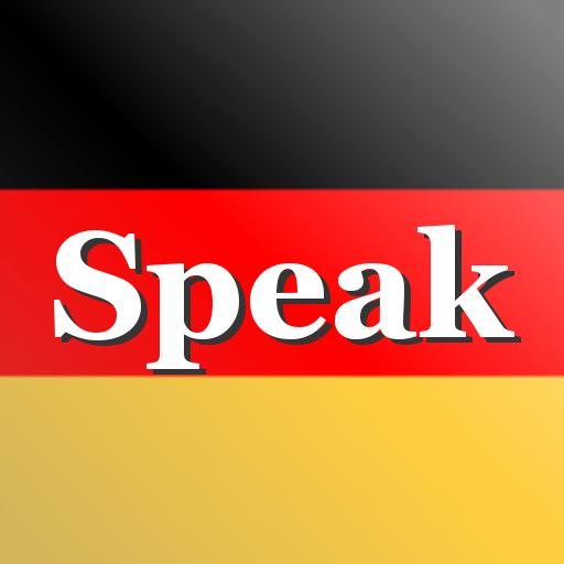 Speak German 教育 App LOGO-硬是要APP