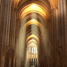 Alcobaça by Guilherme  Junior - Buildings & Architecture Architectural Detail ( interior, buildings, historical, architecture )