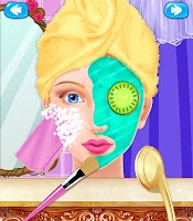 Screenshot of Princess Spa - Girls Games