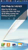 Screenshot of Kinh Phap Cu