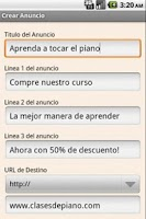 Screenshot of Publicita Gratis