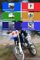 Screenshot of motocross rider return