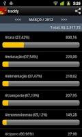 Screenshot of Trackfy Controle de Finanças